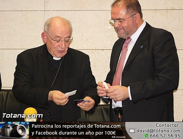 Recepción institucional a Mons. D. Francisco Gil Hellín, Arzobispo Emérito de Burgos  - 29