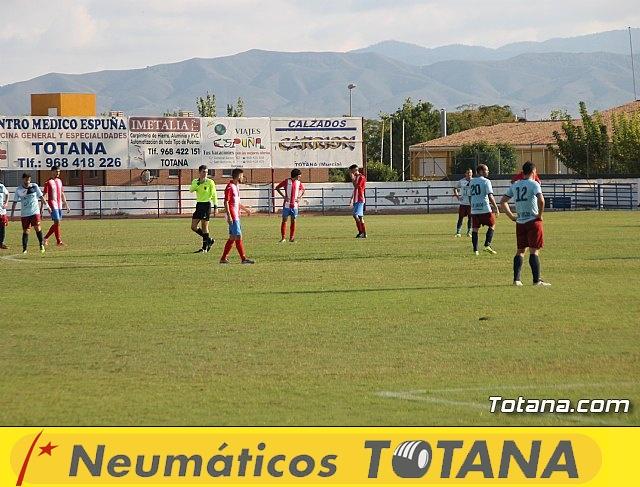 Senior Club E.F. Totana Vs Santiago de la Ribera C.F. (5 - 1) - 2