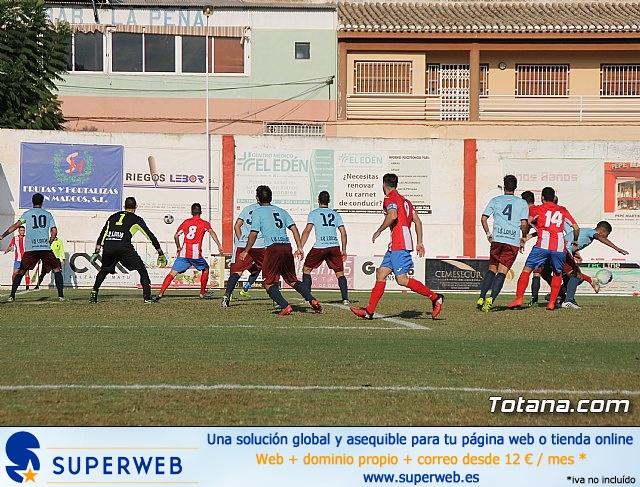 Senior Club E.F. Totana Vs Santiago de la Ribera C.F. (5 - 1) - 5