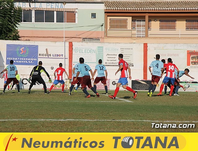 Senior Club E.F. Totana Vs Santiago de la Ribera C.F. (5 - 1) - 5