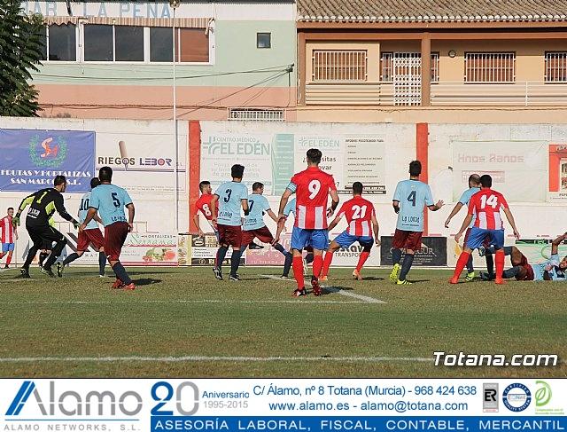 Senior Club E.F. Totana Vs Santiago de la Ribera C.F. (5 - 1) - 6