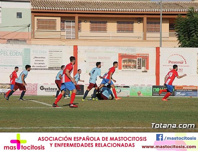 Senior Club E.F. Totana Vs Santiago de la Ribera C.F. (5 - 1) - 7