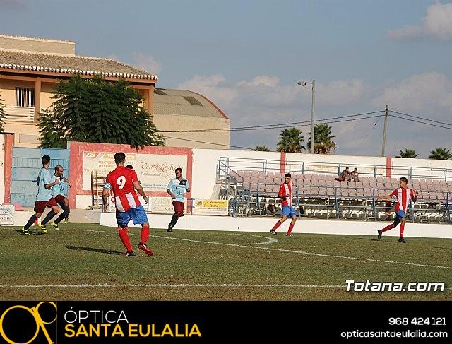 Senior Club E.F. Totana Vs Santiago de la Ribera C.F. (5 - 1) - 8