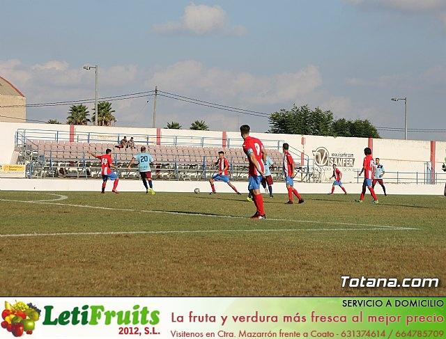 Senior Club E.F. Totana Vs Santiago de la Ribera C.F. (5 - 1) - 9
