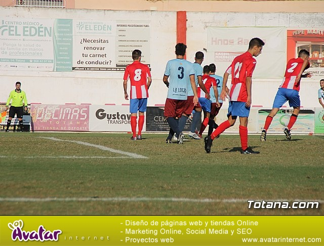 Senior Club E.F. Totana Vs Santiago de la Ribera C.F. (5 - 1) - 10