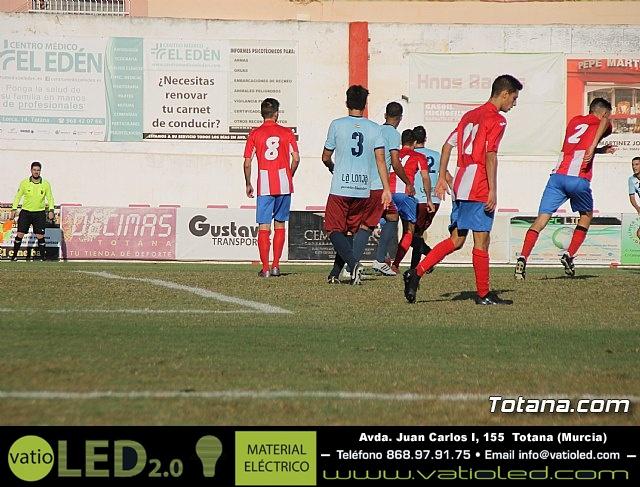 Senior Club E.F. Totana Vs Santiago de la Ribera C.F. (5 - 1) - 10