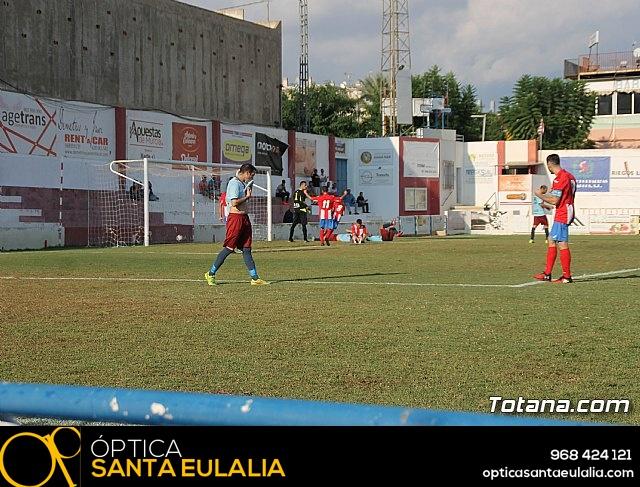 Senior Club E.F. Totana Vs Santiago de la Ribera C.F. (5 - 1) - 12