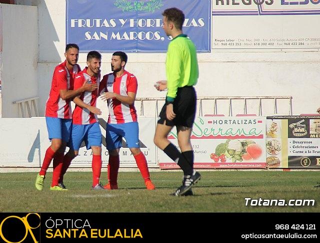 Senior Club E.F. Totana Vs Santiago de la Ribera C.F. (5 - 1) - 14