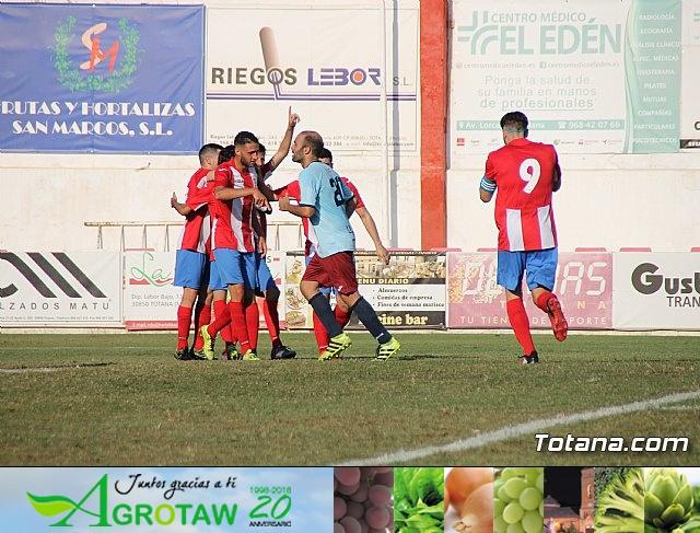 Senior Club E.F. Totana Vs Santiago de la Ribera C.F. (5 - 1) - 16