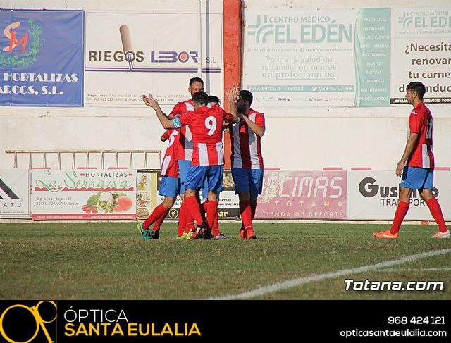 Senior Club E.F. Totana Vs Santiago de la Ribera C.F. (5 - 1) - 17
