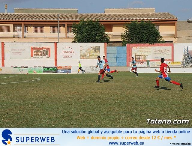 Senior Club E.F. Totana Vs Santiago de la Ribera C.F. (5 - 1) - 22