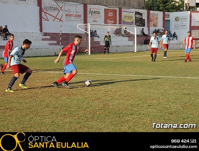 Senior Club E.F. Totana Vs Santiago de la Ribera C.F. (5 - 1) - 27