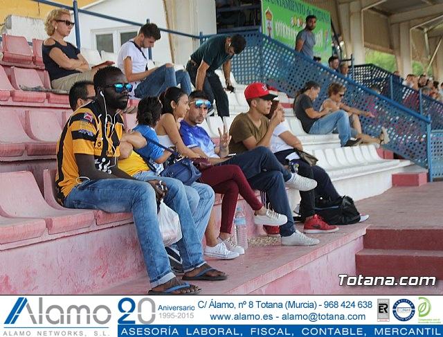 Senior Club E.F. Totana Vs Santiago de la Ribera C.F. (5 - 1) - 34
