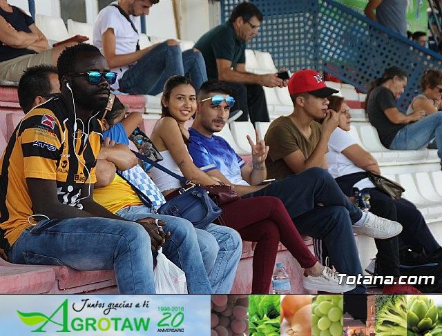 Senior Club E.F. Totana Vs Santiago de la Ribera C.F. (5 - 1) - 35