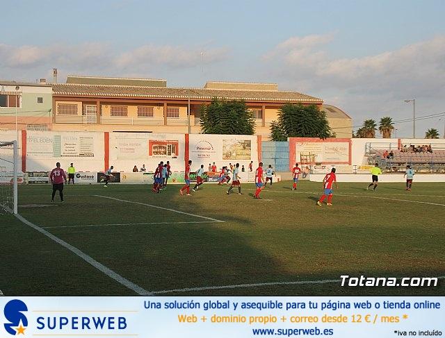 Senior Club E.F. Totana Vs Santiago de la Ribera C.F. (5 - 1) - 109