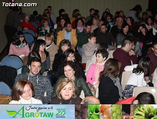 Gala - Pregón Carnaval Totana 2015 - 12