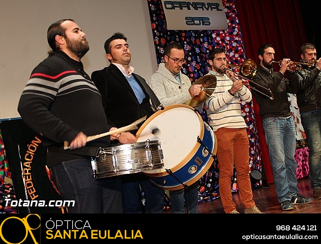 Gala - Pregón Carnaval Totana 2015 - 24