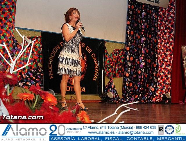 Gala - Pregón Carnaval Totana 2015 - 30