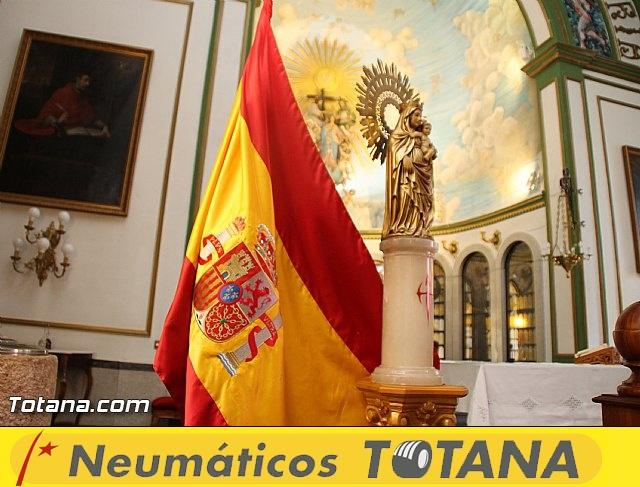 Misa día del Pilar - Guardia Civil 2016 - 8