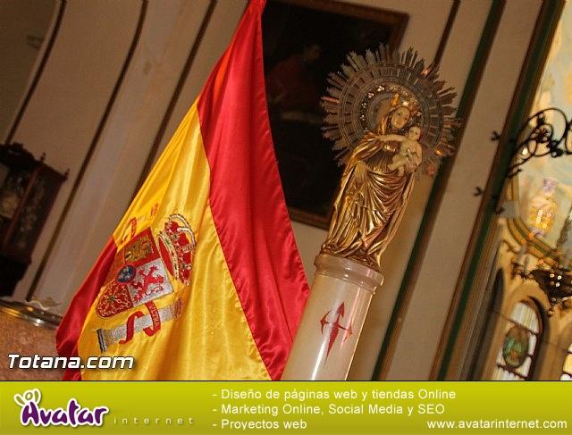 Misa día del Pilar - Guardia Civil 2016 - 12