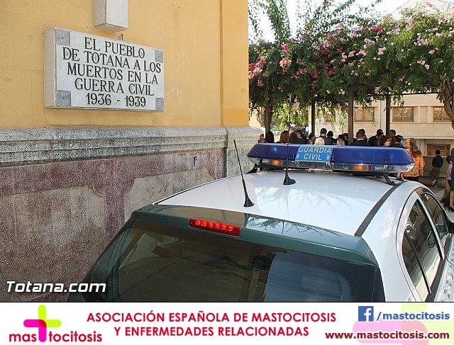Misa día del Pilar - Guardia Civil 2016 - 17