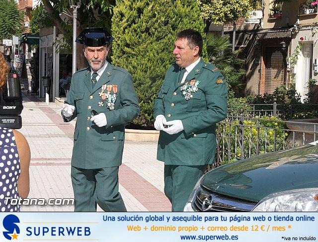 Misa día del Pilar - Guardia Civil 2016 - 19