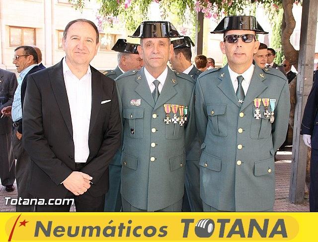 Misa día del Pilar - Guardia Civil 2016 - 26