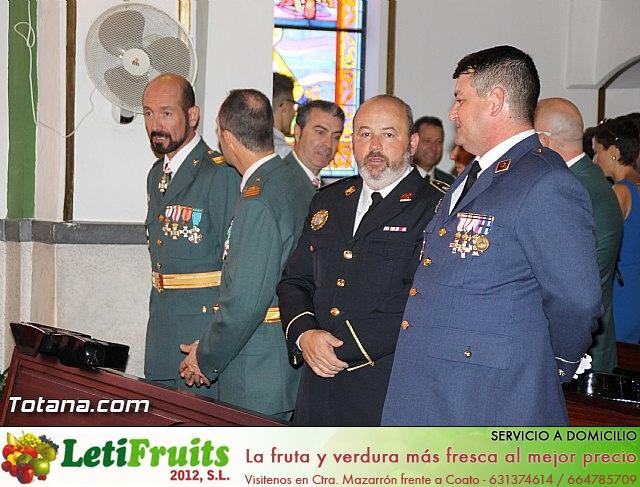 Misa día del Pilar - Guardia Civil 2016 - 41