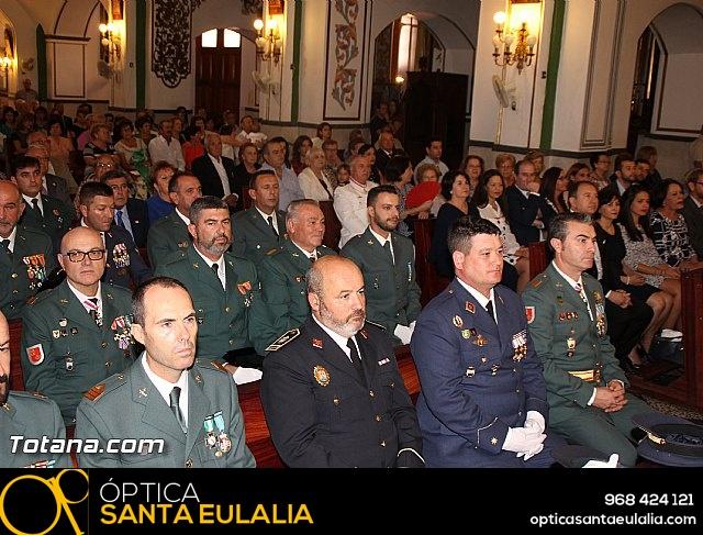 Misa día del Pilar - Guardia Civil 2016 - 66