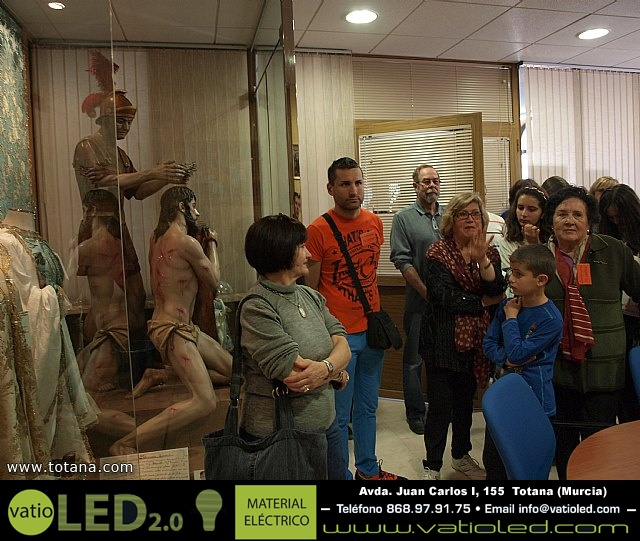 """Visita a Hermandades y Cofradías. Asociación Cultural """"El Cañico"""" - 18"""