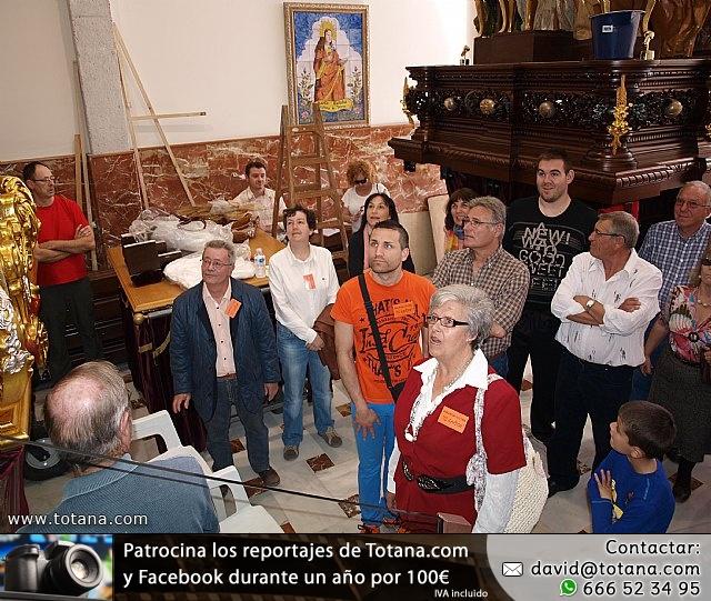 """Visita a Hermandades y Cofradías. Asociación Cultural """"El Cañico"""" - 34"""