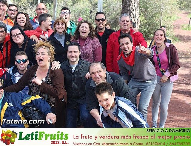 Jornada de convivencia Hermandades y Cofradías - Sábado 11 y domingo 12 de abril 2015 - 186