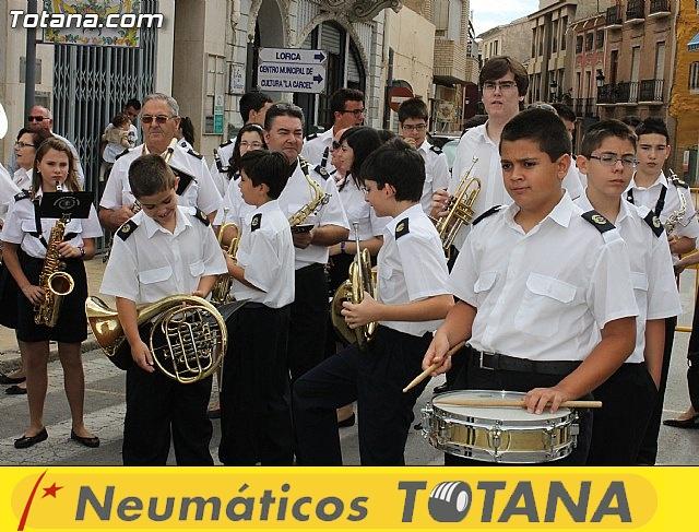 Acto de homenaje a la bandera española 2012 - 3