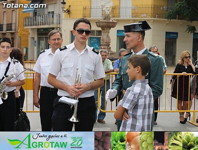 Acto de homenaje a la bandera española 2012 - 4
