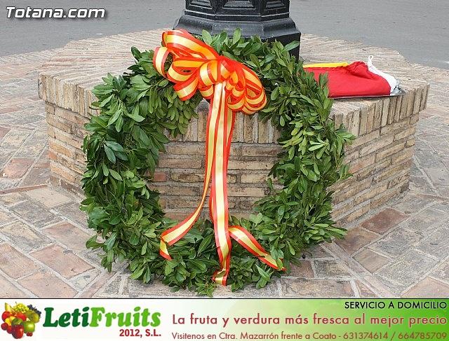 Acto de homenaje a la bandera española 2012 - 6