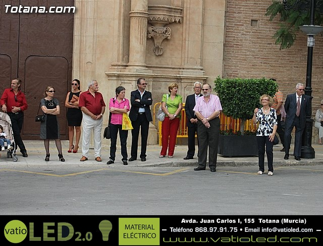 Acto de homenaje a la bandera española 2012 - 9