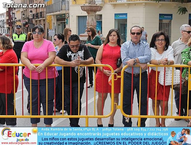 Acto de homenaje a la bandera española 2012 - 16