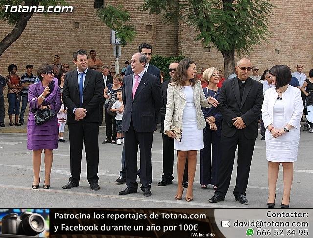 Acto de homenaje a la bandera española 2012 - 22