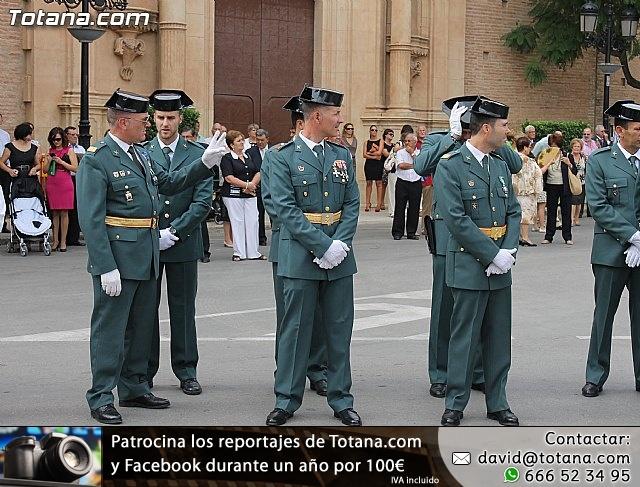 Acto de homenaje a la bandera española 2012 - 23