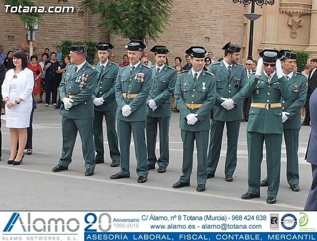Acto de homenaje a la bandera española 2012 - 24