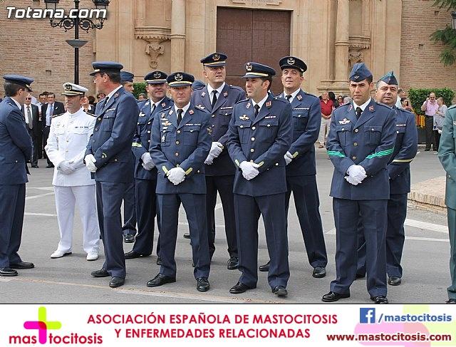 Acto de homenaje a la bandera española 2012 - 27