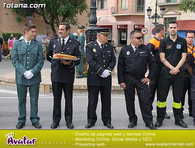 Acto de homenaje a la bandera española 2012 - 28