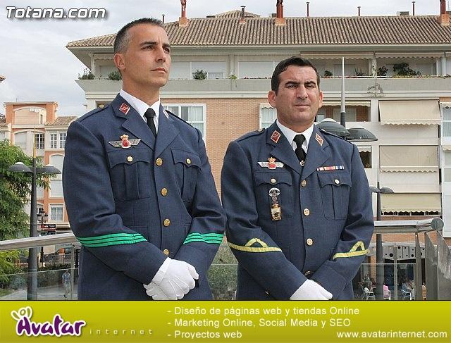 Acto de homenaje a la bandera española 2012 - 35