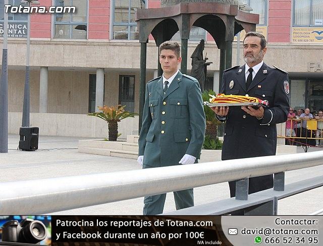 Acto de homenaje a la bandera española 2012 - 38