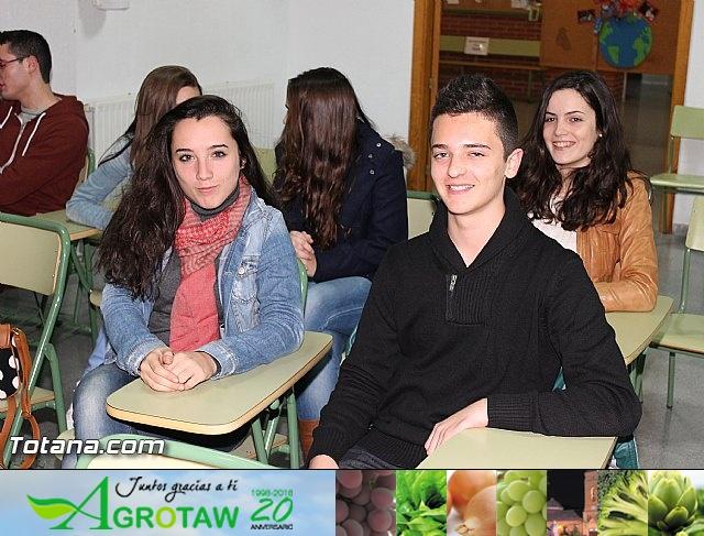Acto de graduación de la sexta promoción de alumnos del Bachillerato Internacional - 9