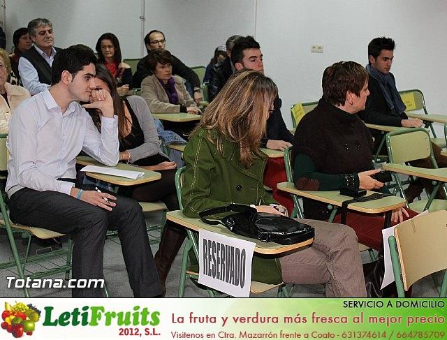 Acto de graduación de la sexta promoción de alumnos del Bachillerato Internacional - 21