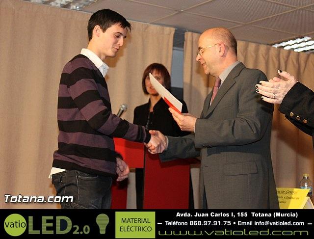 Acto de graduación de la sexta promoción de alumnos del Bachillerato Internacional - 34