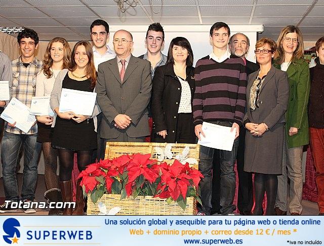 Acto de graduación de la sexta promoción de alumnos del Bachillerato Internacional - 52