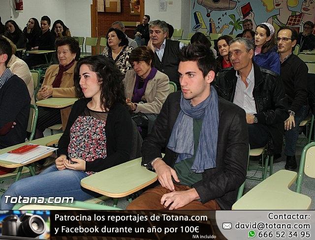 Acto de graduación de la sexta promoción de alumnos del Bachillerato Internacional - 59