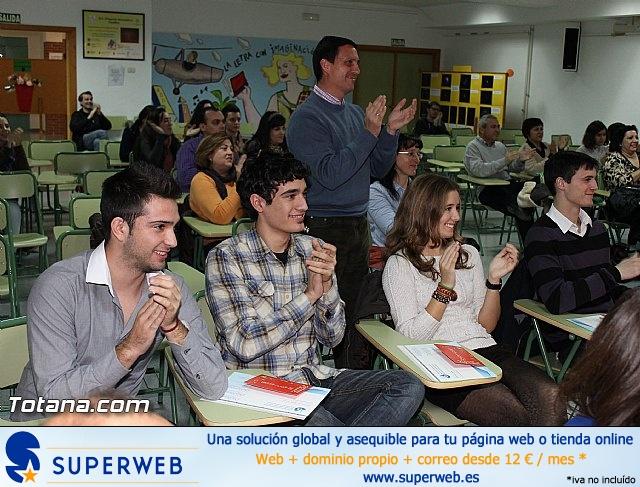 Acto de graduación de la sexta promoción de alumnos del Bachillerato Internacional - 60